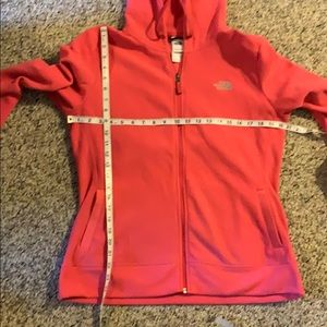 The North Face Tops - North Face zippered sweatshirt